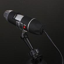 USB Microscope Light Electric Handheld Microscopes Suction Tool 1000X 8 LED Digital Endoscope