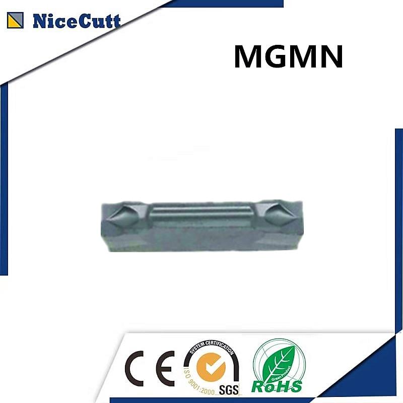 10pcs MGMN400T Nicecutt Top quality Tungsten Carbide Slot cutting insert slot cutter