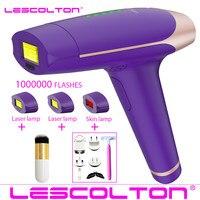 100% Original Lescolton T009 Permanent Laser Epilator IPL Hair Removal ipl epilator Depilatory Full Body Use ipl laser epilator
