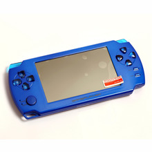 """Upgraded 4.3"""" Touch Screen Ultra-thin 32Bit Handheld Games Consoles 3D Game Player 8GB HDMI Output PMP"""
