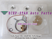 Turbo Repair Kit rebuild GT1549V 761433-5003S 761433 A6640900880 For SSANG YONG Actyon A200XDi Kyron M200XDi 06- D20DT 2.0L Xdi