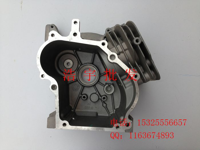 Gasoline engine parts crankcase 154 1KW 154F 152F GM82 box 1-kilowatt box body chongqing quality crankcase mainbody for 152f 2 5hp 97cc gasoline engine 1kw generator spare parts