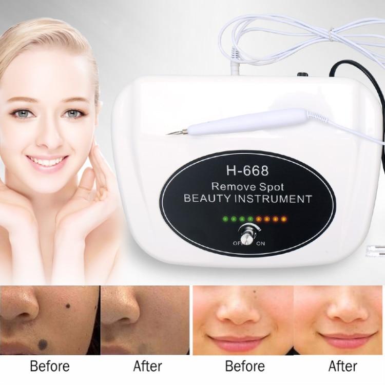 8 nivel electrónico tatuaje remoción Plasma láser Facial peca mancha oscura Remover cuidado de la piel dispositivo de belleza