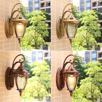 Outdoor Wall Lamp Modern Room External Waterproof Outdoor Lighting Outdoor Light Motion Sensor Corridor modern Light led Outside