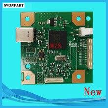 NOVA Placa Do Formatador Placa lógica Principal FORMATTER PCA CONJ MainBoard mother board Para HP CP1210 CP1215 1210 1215 CB505 60001