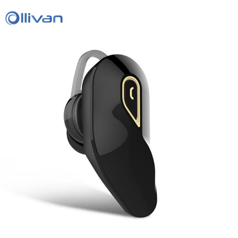 Ollivan Y96 Mini Bluetooth Headset 4.1 Wireless Bluetooth Earphone Headsets with Microphone Earbuds for Samsung iphone phone mini bluetooth earphone earbuds smallest wireless headsets 6 hour playtime car headset with mic for iphone android phone