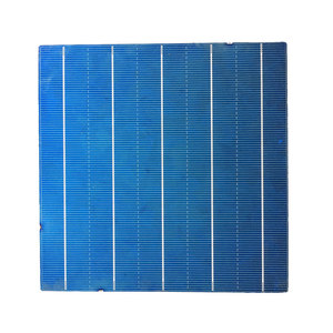 Image 2 - 30Pcs 5BB 4.5W 156.75MM*156.75MM 6x6 high efficiency Photovoltaic Polycrystalline Solar Cells For DIY Solar Panel charger system