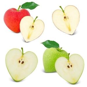 Image 4 - 10 шт маленькая милая фруктовая форма для роста, оранжевая, персиковая, яблоко, форма в виде груши, бесплатная доставка