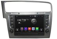 8″ 2 din Android 4.4.4 for VW Golf 7 2013 car dvd,gps navi 3G,Wifi,BT,OBD2,cortex A9,1GB DDR3,canbus,protuguese,Russian,english