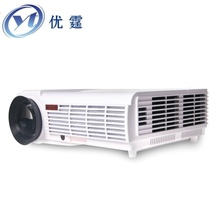 YT-LDE96 HD LED  Projector Game Movie Video HDMI USB VGA cvbs Home Theater 3D LED Projetor  3000Lumens 720p1080P