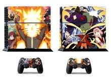 Naruto 274 PS4 Skin PS4 Sticker