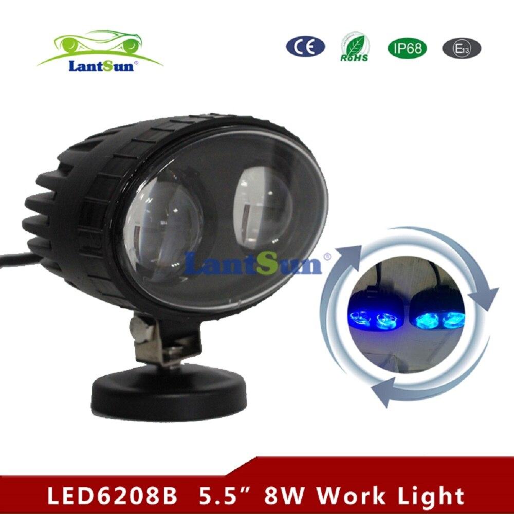 1 τεμάχιο LED6208B 8w 5,5 ιντσών σημείο 800lm IP68 - Φώτα αυτοκινήτων - Φωτογραφία 1