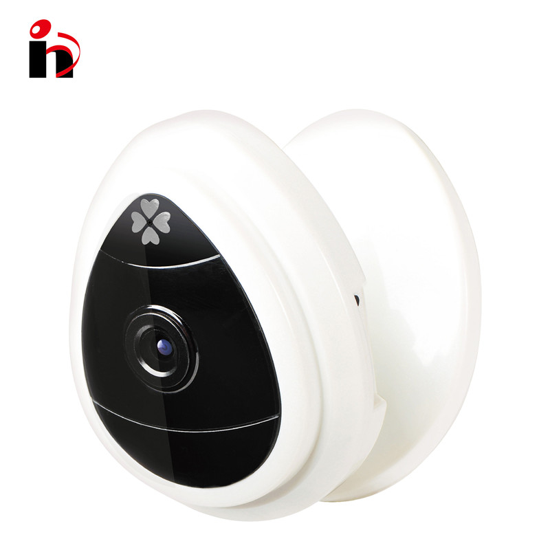 bilder für H hd 1.0mp wireless baby monitor überwachungskamera wifi baby ip-kamera eingebautes mikrofon freies ios & android app