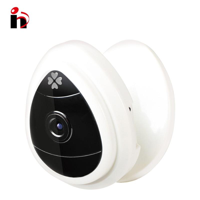 imágenes para H hd de 1.0mp cámara de seguridad wifi baby monitor sin hilos del bebé cámara ip micrófono envío ios y android app