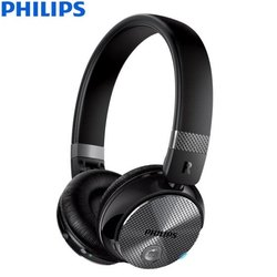 Philips Original SHB8850 Active Noise Cancelling Wireless Bluetooth Headphones NFC Headset with Microphone