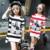 Niños Niñas Camiseta de Algodón A Rayas de Manga Larga Niñas Ropa de Otoño Niños de La Moda camiseta de las muchachas de 7 superior 4 5 6 8 9 10 11 12 años