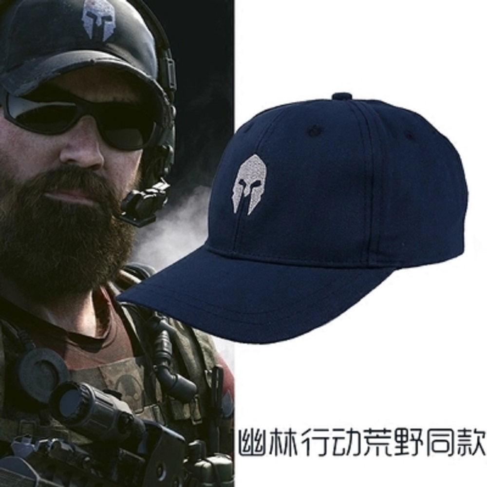 2017 Game/Movie Tom Clancy Ghost Recon: Wildlands Cosplay Unisex Snapback Adjustable Men's Hat Embroidered Baseball Caps Prop