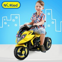 2017 Free Shipping The new baby child electric motorcycle electric tricycle battery car selling can sit stroller