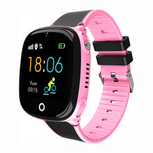 HW11 Children Smart Watch Pedometer Smart Watch Waterproof Wearable Device GPS SOS Call Kids Safe Alarm Take Photoes Voice Chat(China)