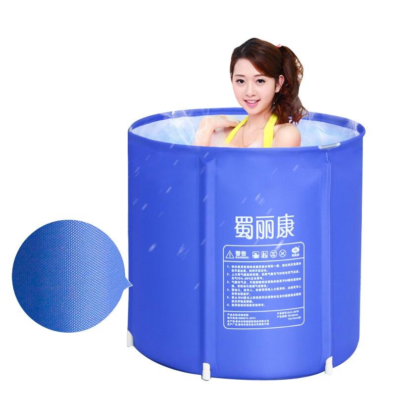65X68cm Portable Bathtubs  Thick folding tub  inflatable bathtub adult bath pool  children tub65X68cm Portable Bathtubs  Thick folding tub  inflatable bathtub adult bath pool  children tub