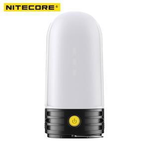 Image 2 - NITECORE LR50 ładowalna latarnia kempingowa i Power Bank 9x wysoki CRI LEDs 250 lumenów wykorzystuje baterie 2x18650 lub 4xCR123A