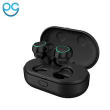 Wireless Bluetooth TWS Active Noise Cancel Headset Binaural Stereo True Touch Waterproof Lossless Sound Quality Sports Headphone(China)