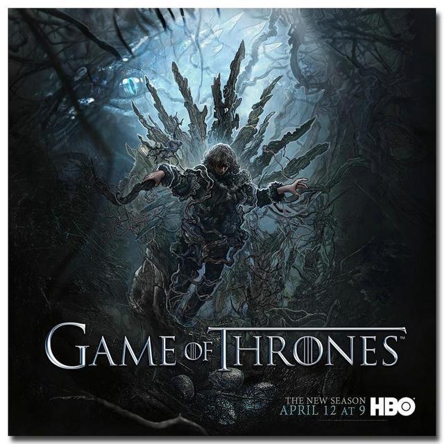 Game Of Thrones Season 5 Hot Tv Series Art Silk Poster Room Painting