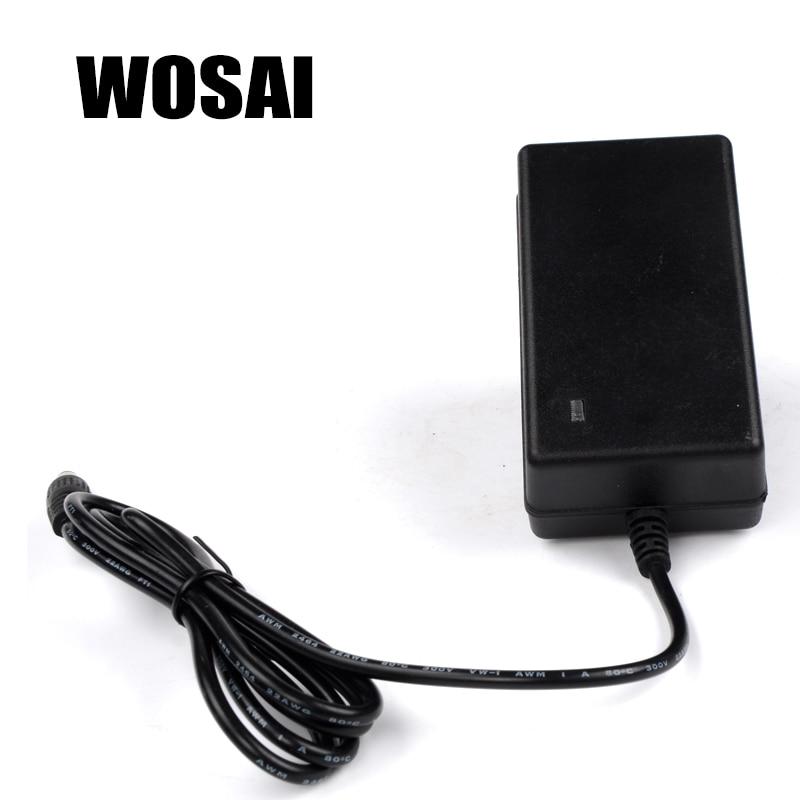 WOSAI 16V Trapano avvitatore a batteria al litio Caricabatterie - Accessori per elettroutensili - Fotografia 2