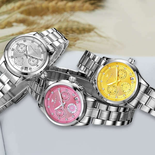 Automatic Ladies Business Watch 4