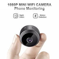 A9 Mini WiFi camera 1080P HD Remote playback video small micro cam Motion Detection Night Vision Home Monitor Security camcorder