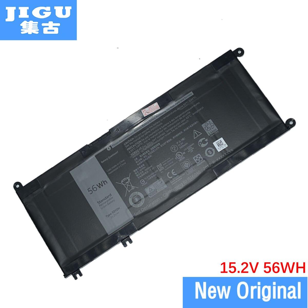 Batterie d'ordinateur portable Original JIGU 33YDH pour DELL pour Inspiron 17 7778 7779