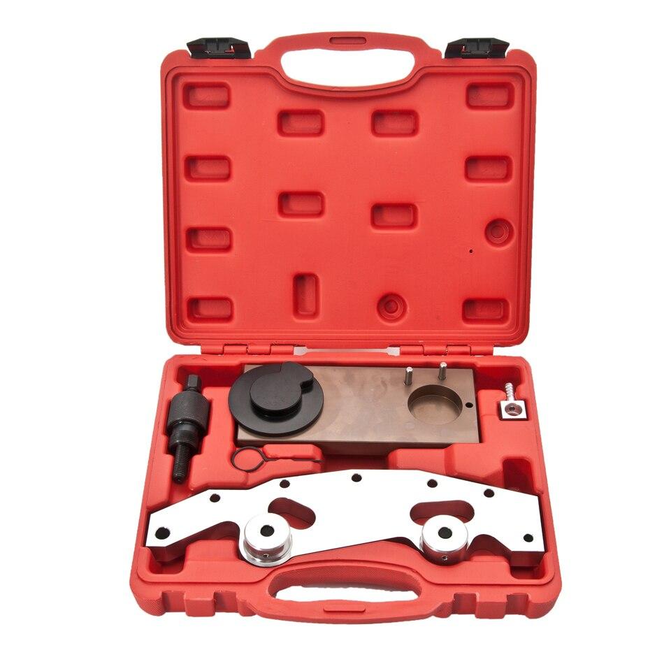 Arbre à cames Alignement Calendrier Lock Outil Kit Double Vanos Set pour BMW M52TU M54 M56