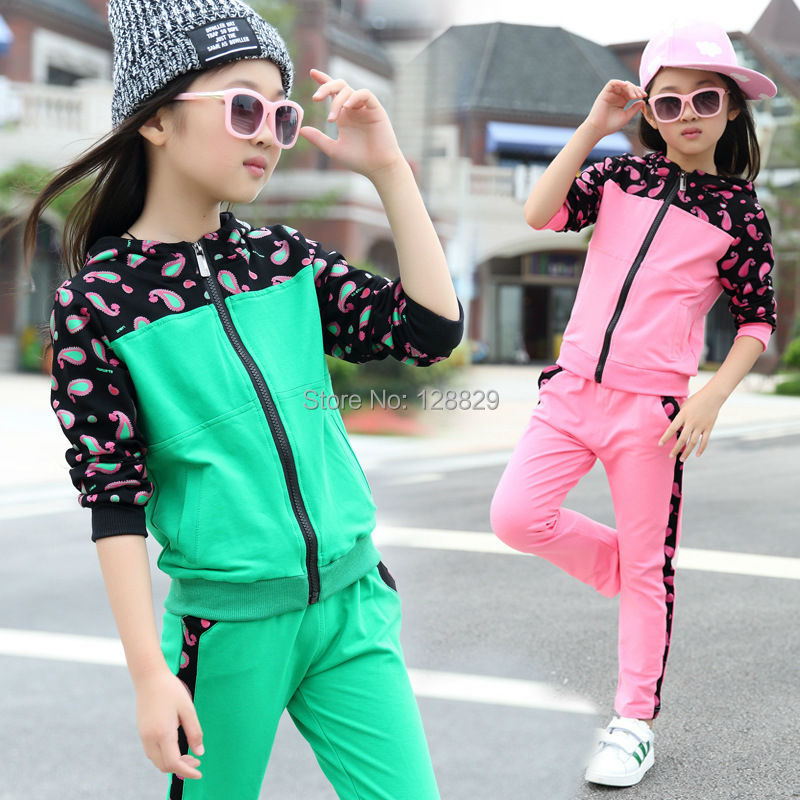 Girls Sports Suits (9)