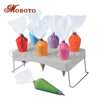 Classic Pastry Bag Stand Useful Cake Decorating Accessories