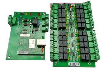 Система контроля доступа лифта/лифта, 20000 пользователей, TCP/IP, контроль 20F, модель: DT20