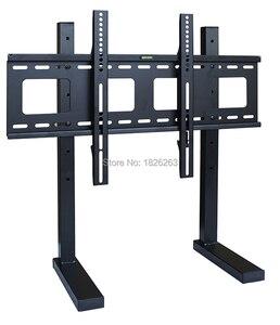 Image 2 - Ağır 32 75 inç LED LCD TV montaj standı VESA 600x400mm için 800x500mm maks. Yükleme 60kgs DSK780
