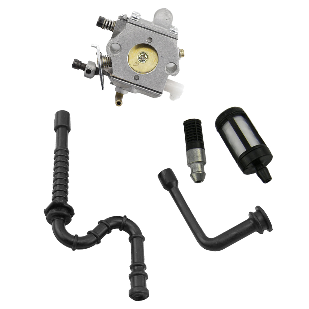 Carburetor Carb Fuel Line Filter Oil Fiter Kit For Stone Filters