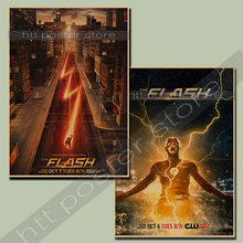 Hot Sale Movie retro Poster Flash Prints Wall Pictures For Living Room vintage paintings