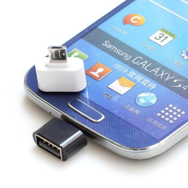 Multi-function Converter Data Portable OTG Converter Micro Usb Male To Usb 2.0 Female Adapter For Android