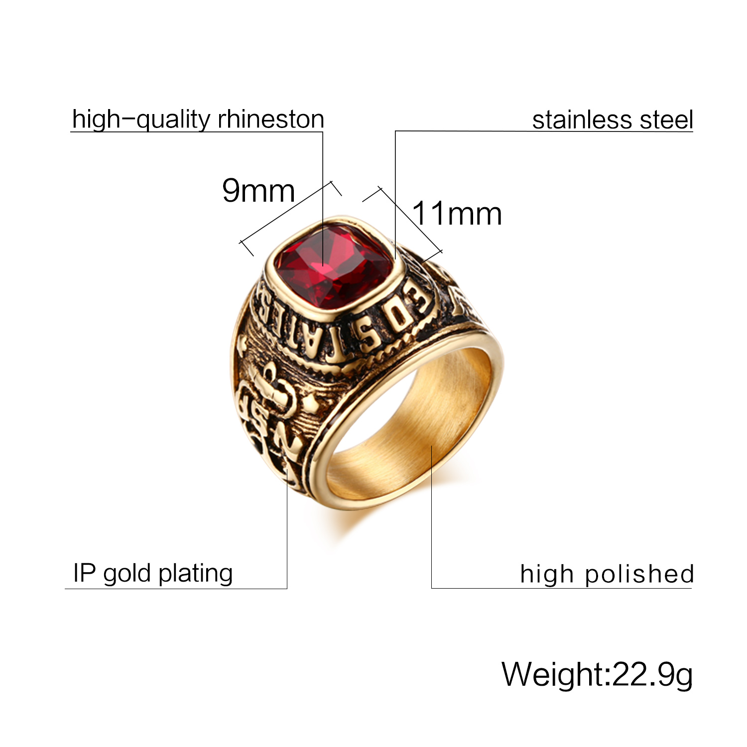 products oceana stainless navy us mens rings ring steel service com singet military