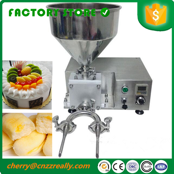Manual Cake Injecting Cream Filler Injection Filling Machine (filling Jam,chocolate,cream,bean Paste) With CE