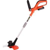 Lawn Mower Cordless Trimmer Li lon Battery Home Power Tool Electric Grass Trimmer 1700mAh Pruning Cutter Garden Tools