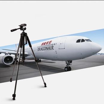 Portable 3D panoramic rotating three foot tripod SLR camera DV mobile phone micro single camera tripod holder CD50