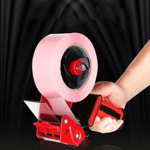 Image 5 - Outil demballage manuel résistant de Machine de coupeur de colis demballage de cachetage de distributeur de pistolet de bande