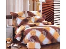 Комплект постельного белья семейный СайлиД, A, с узором