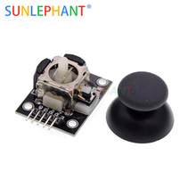 High Quality Dual-axis XY Joystick Module PS2 Joystick Control Lever Sensor KY-023 for arduno Diy Kit