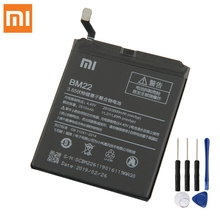 купить Original Replacement Battery BM22 For XiaoMi 5 Mi5 M5 Prime Genuine Phone Battery 3000mAh дешево