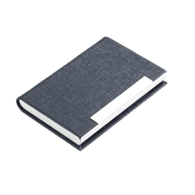 Fashion ultrathin portable stainless steel pu leather large capacity fashion ultrathin portable stainless steel pu leather large capacity oracle texture business card cigarette holder cover colourmoves Choice Image
