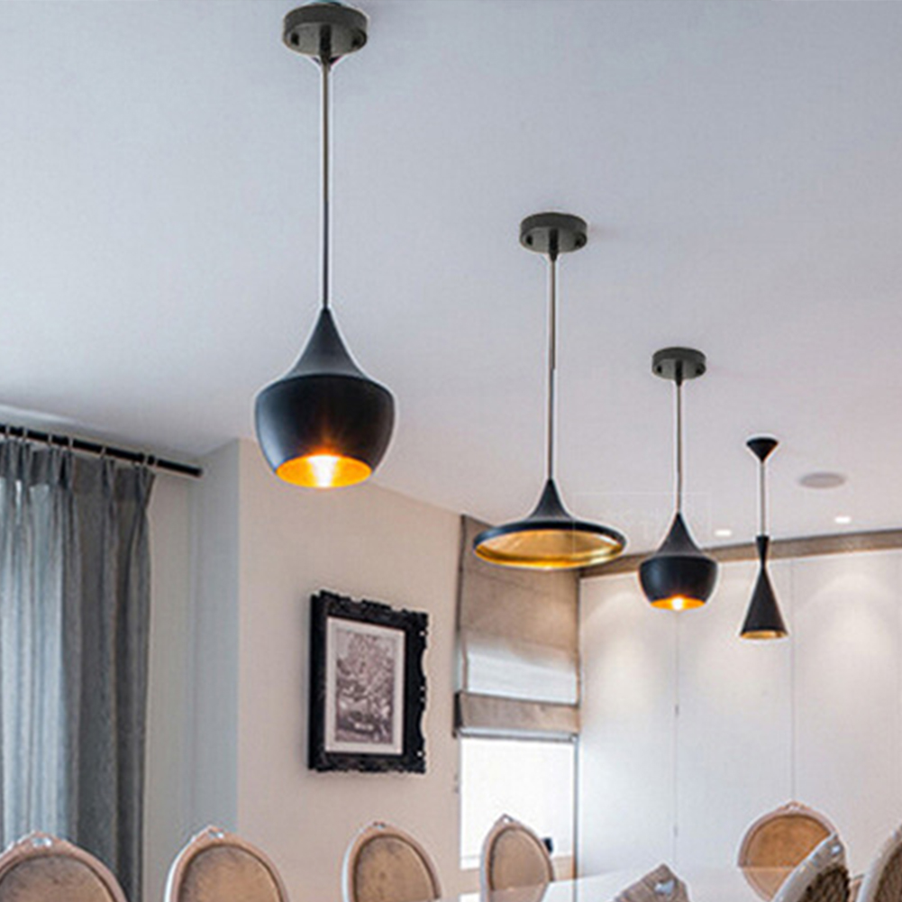Vintage Home Kitchen Pendant Light Aluminum Luminaire Hanging Nordic Style Bar Decor Industrial Loft Inner Finish RestaurantVintage Home Kitchen Pendant Light Aluminum Luminaire Hanging Nordic Style Bar Decor Industrial Loft Inner Finish Restaurant