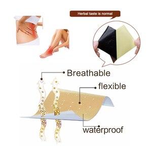Image 5 - 24Pcs /3 Tasche Tiger Balm Erwärmung Patches Zurück Neck Extrakt Kniegelenk Schmerzen Linderung Aufkleber Arthritis Medizinische gips D1422